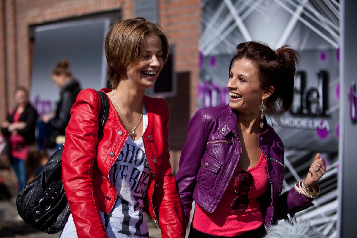 "Gabriela i jej ""never ending smile""! :)"